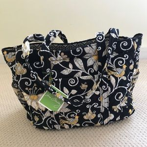 Vera Bradley Baby Bag Yellow Bird